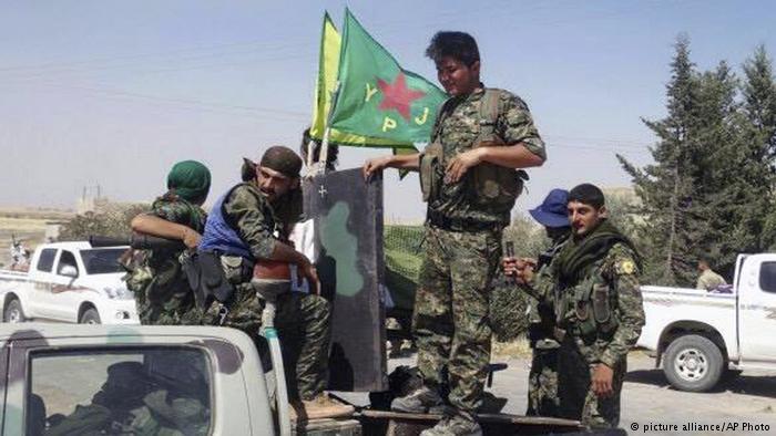 ABD, YPG'ye ağır silah göndermeye başladı