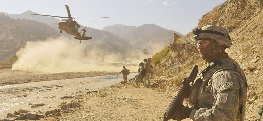 Pentagon: Mayıs'ta Afganistan'dan çekilmemiz çok tehlikeli olur