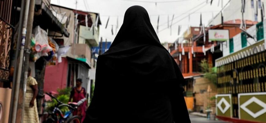 Sri Lanka'da peçe yasaklanıyor, İslami okullar kapatılıyor