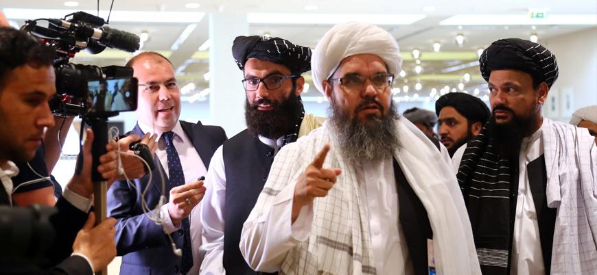 Taliban: Geçiş hükümeti Afganistan'ın sorunlarını çözmez