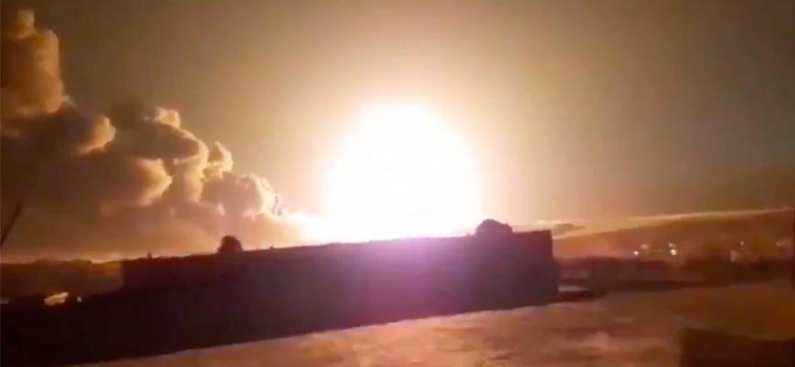 Rusya Fırat Kalkanı bölgesini vurdu