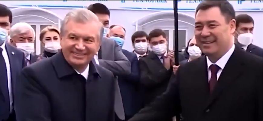 30 yılın ardından: Kırgızistan ve Özbekistan liderleri karşılıklı Türkçe konuştu