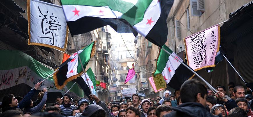 Beş ülkeden ortak Suriye açıklaması: Trajedinin sürmesine izin vermeyeceğiz