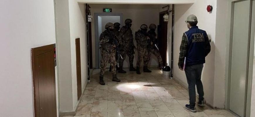 İstanbul'da 11 ilçede 'IŞİD' operasyonu