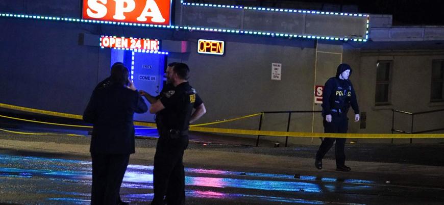 ABD'de silahlı saldırı: 8 kişi öldürüldü