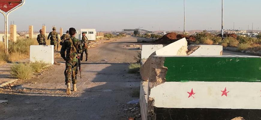 Suriye'nin güneyinde rejim güçlerine pusu: 20 ölü