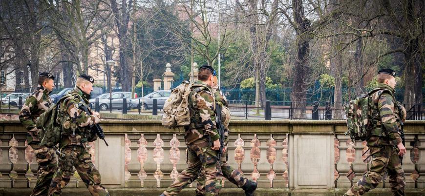 Fransız ordusunda Neo-Nazi askerlerin sayısı artıyor