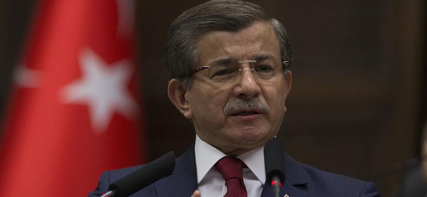 Davutoğlu'ndan 'Öğrenci Andı' açıklaması: Tektipleştirici sloganlara ihtiyaç yok