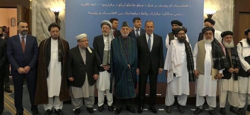 Moskova'da Taliban'ın da katılımıyla 'Afganistan Konferansı' düzenleniyor