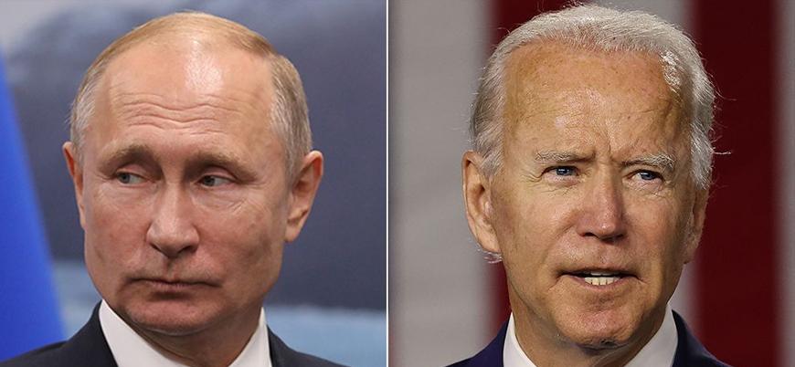 Biden: Putin'in bir katil olduğunu düşünüyorum