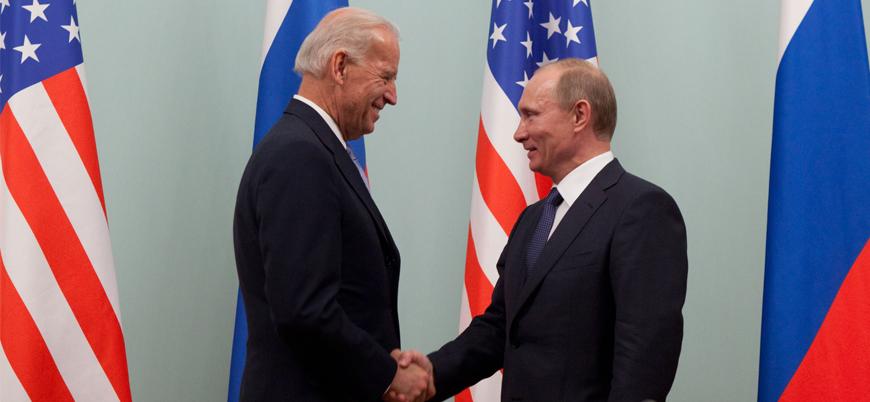 Biden ile Putin'in beklenen görüşmesi yarın