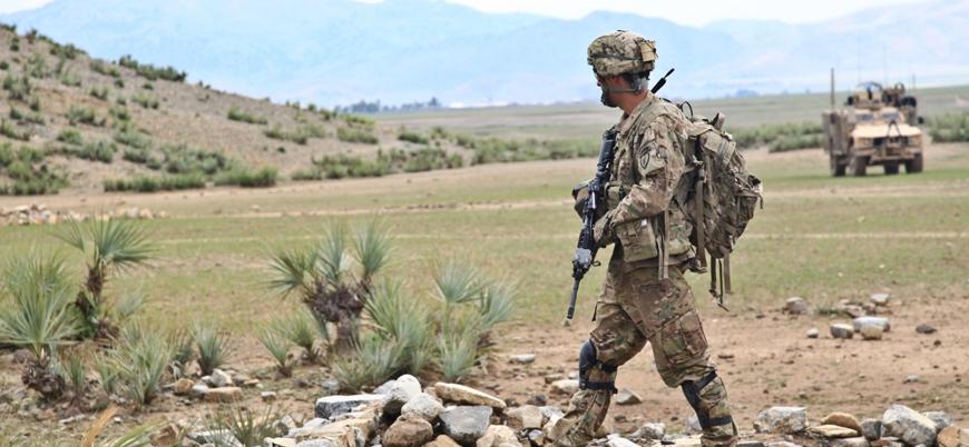 'ABD'nin Afganistan'daki askeri varlığı 20 binden fazla'