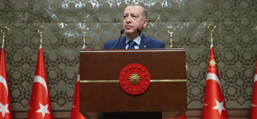 Cumhurbaşkanı Erdoğan Mahmud Abbas ve İsmail Heniye ile görüştü