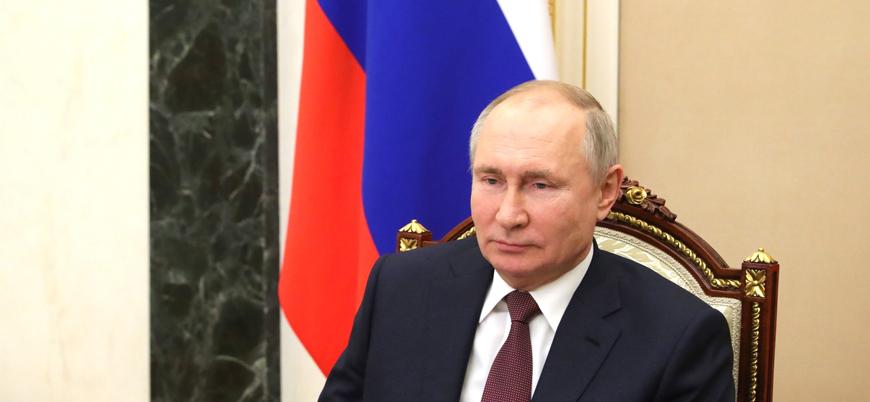 Yakın çevresinde koronavirüs çıktı: Putin karantinaya giriyor