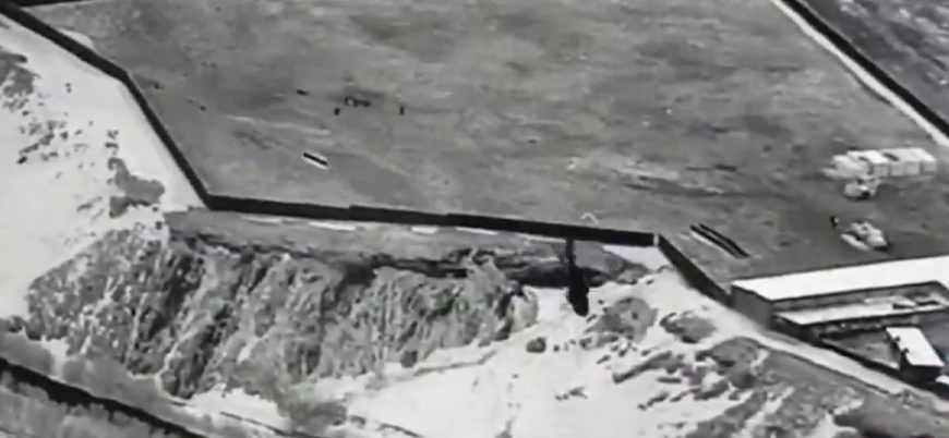 İran destekli Şii milisler Afganistan'da helikopteri füzeyle vurdu