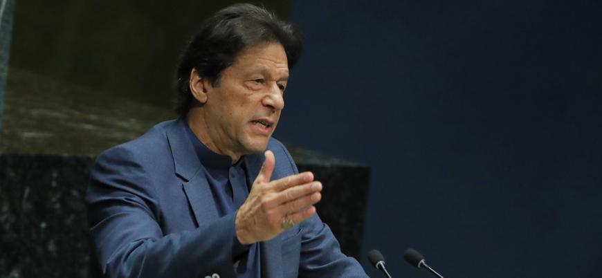 Pakistan Başbakanı İmran Han koronavirüse yakalandı