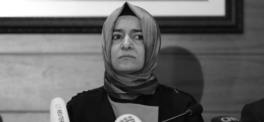 AK Parti Genel Başkan Yardımcısı Fatma Betül Sayan Kaya: 'Ankara Sözleşmesi' hazırlıyoruz