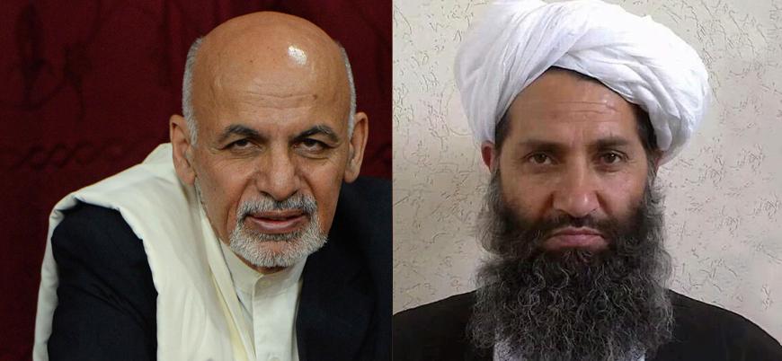 Kabil yönetimi: Taliban lideri Ahundzade İstanbul'a gelirse Eşref Gani de zirveye katılacak