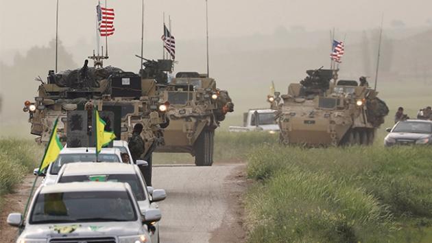 """""""ABD'nin YPG'ye verdiği silahların kaydı tutulmuyor"""""""