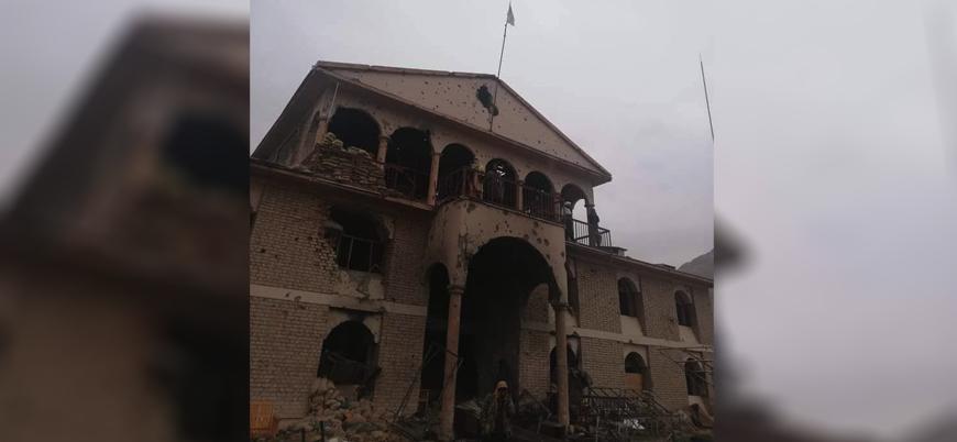 Taliban başkent Kabil'in güneyinde bir ilçeyi ele geçirdi