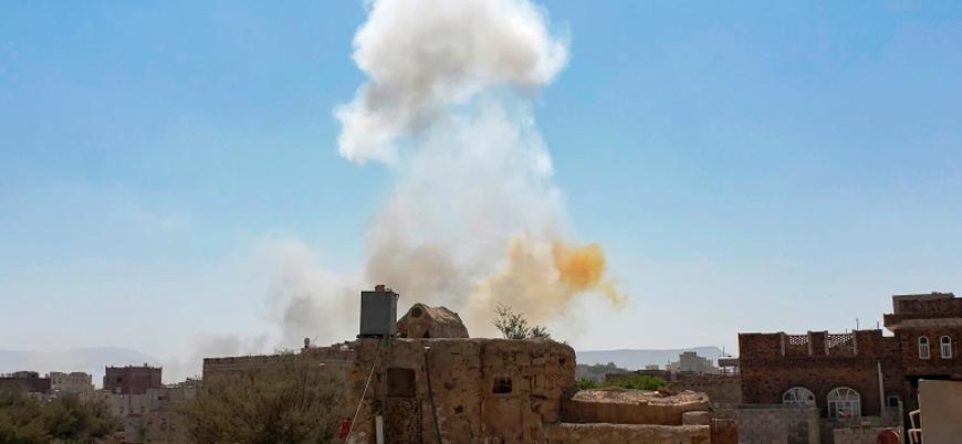 Suudi Arabistan Yemen'deki hava saldırılarını sıklaştırıyor