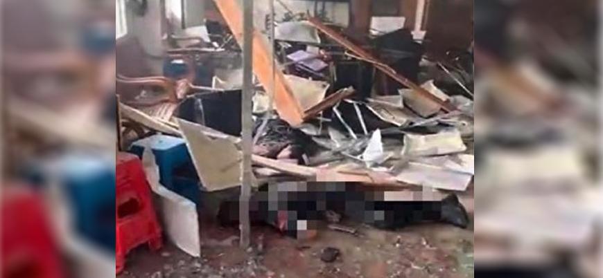 Çin'de patlama: Çok sayı ölü ve yaralı var
