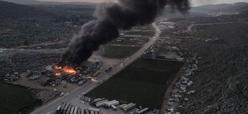 ABD: Suriye'nin kuzeyindeki bölgeleri Rusya vurdu