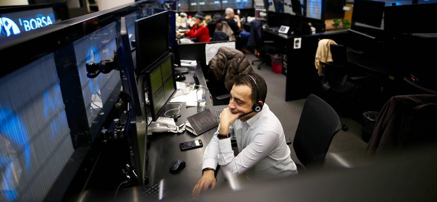Borsa İstanbul'daki düşüşler nedeniyle 'devre kesici' ikinci kez çalıştı