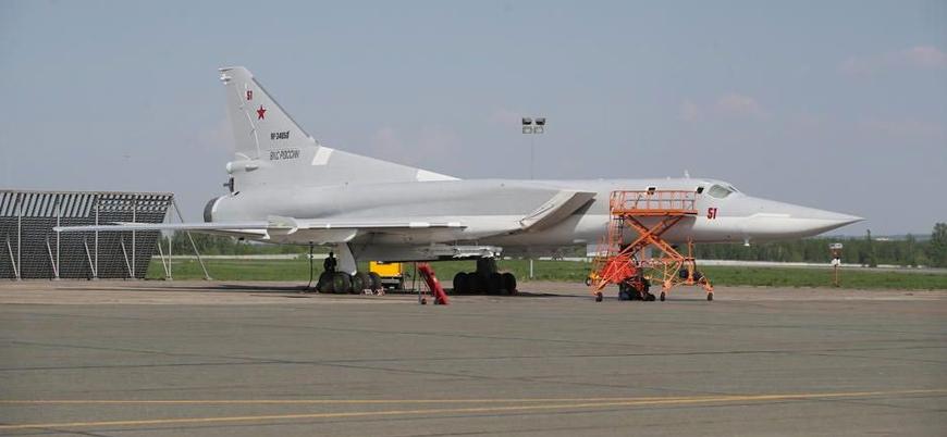 Rusya'da bombardıman uçağının 'yanlışlıkla' fırlattığı 3 mürettebat öldü
