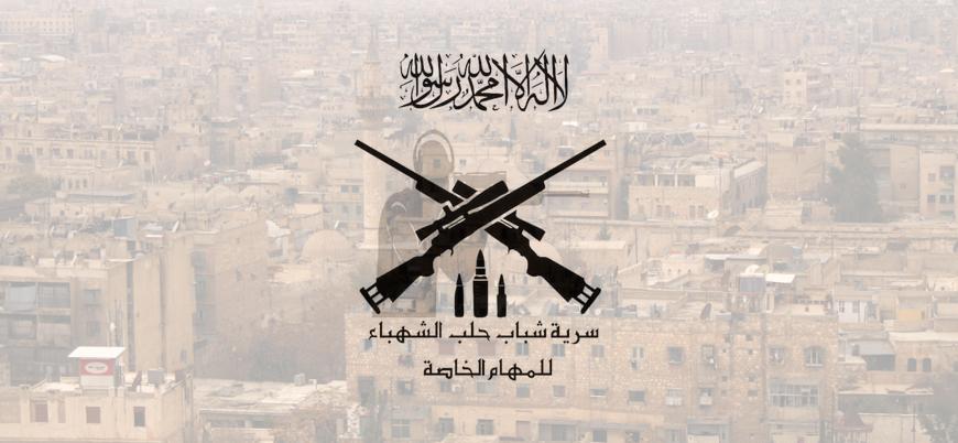 Suriye'de rejim hatları gerisinde bir 'gerilla' grubu: Şebab Halep eş Şehba Seriyyesi