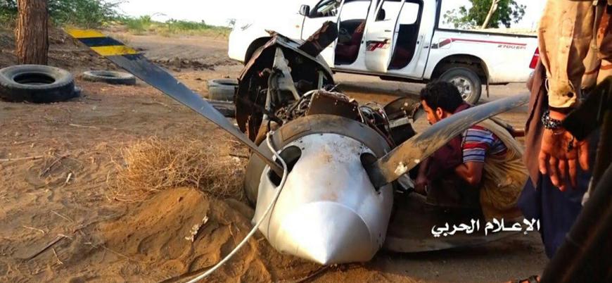 Husiler Yemen'de ABD'ye ait MQ-9 İHA düşürdüklerini iddia etti