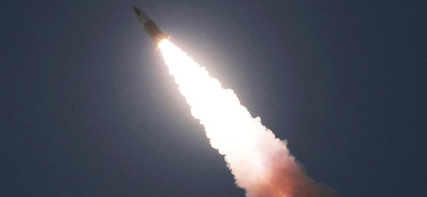 Kuzey Kore iki kısa menzilli balistik füze denedi