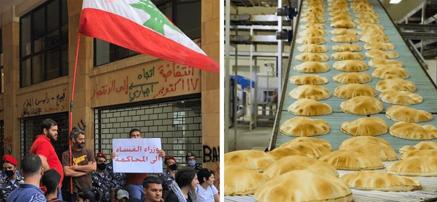 Lübnan'da kriz derinleşiyor: Ekmeğe 9 ayda üçüncü zam