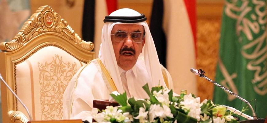 BAE Maliye Bakanı Şeyh Hamdan bin Raşid öldü