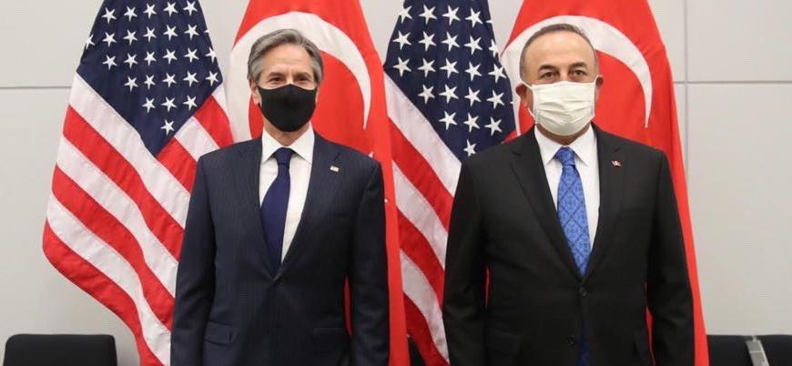 Dışişleri Bakanı Çavuşoğlu, ABD'li mevkidaşı Blinken ile buluştu