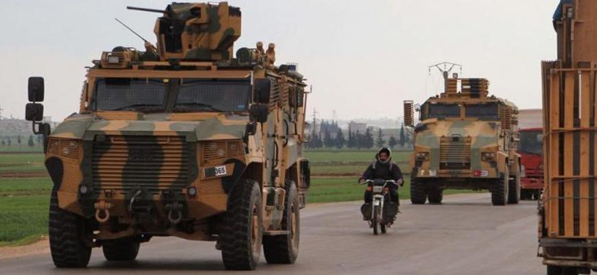 İdlib'de TSK konvoyuna bombalı saldırı