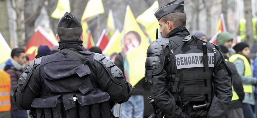Fransa'daki PKK operasyonu ülkede eleştirilen hedefi oldu