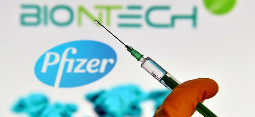 1.4 milyon Biontech aşısı Türkiye'ye ulaştı