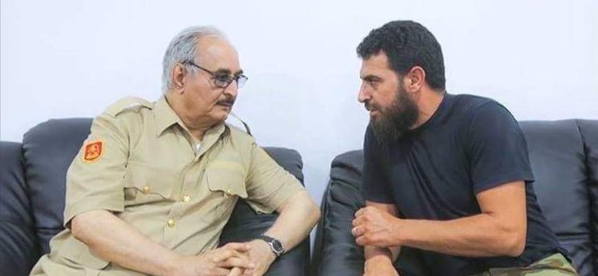 Hafter'in savaş suçlusu milis lideri Verfalli öldürüldü
