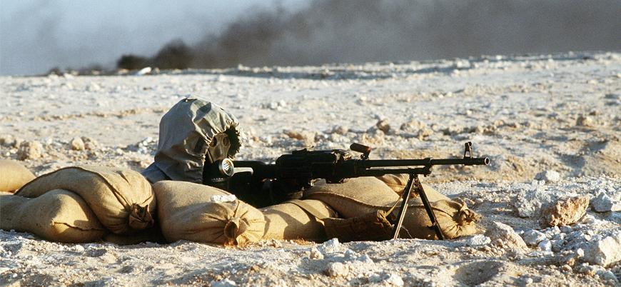 Geçtiğimiz sene dünyada 21 savaş yaşandı