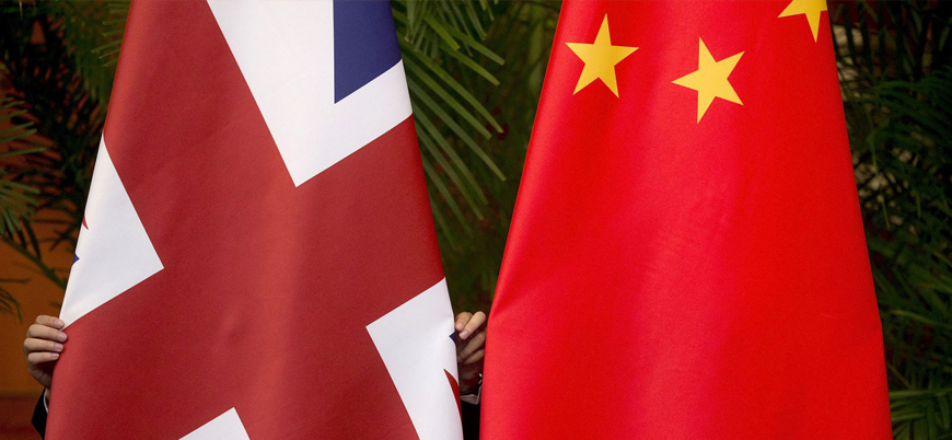 Çin'den İngiltere'ye 'Doğu Türkistan' yaptırımı