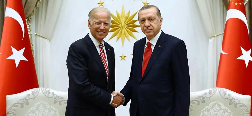 ABD Başkanı Biden Cumhurbaşkanı Erdoğan'a mektup gönderdi
