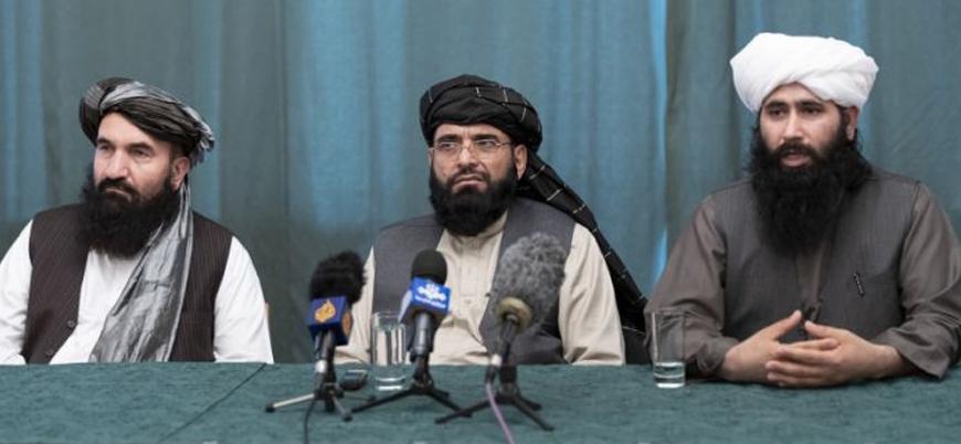 Taliban'dan ABD Başkanı Biden'a: Çekilmezseniz ülkemizi savaşarak kurtarırız