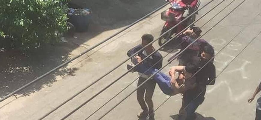 Myanmar'da cunta katliam yapıyor: Bir günde 91 gösterici öldürüldü