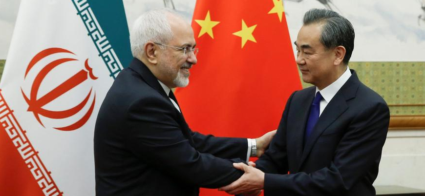 Çin'den İran'a 400 milyar dolar yatırım