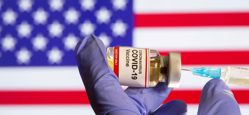 ABD'de 140 milyon doz koronavirüs aşısı yapıldı