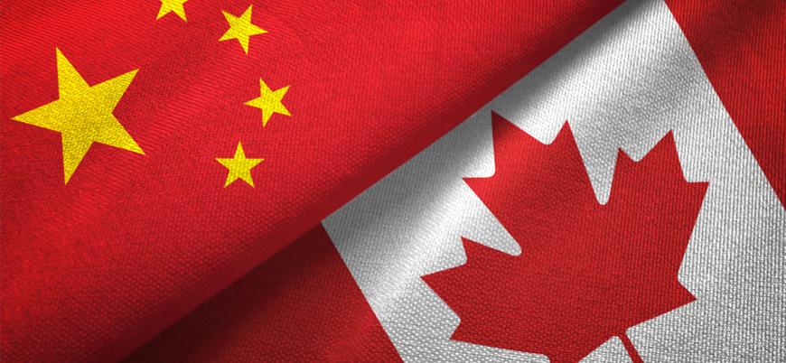 Kanada ile Çin arasında 'Doğu Türkistan' gerilimi