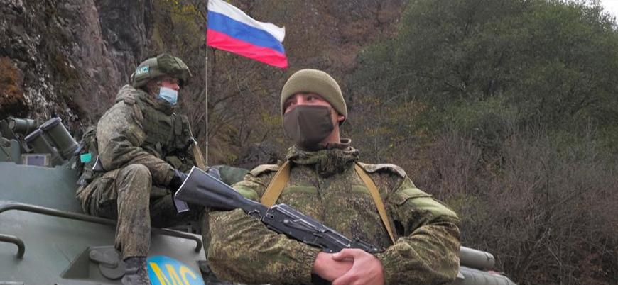Ermenistan: Rus askerleri Dağlık Karabağ'da olduğunca uzun kalmalı
