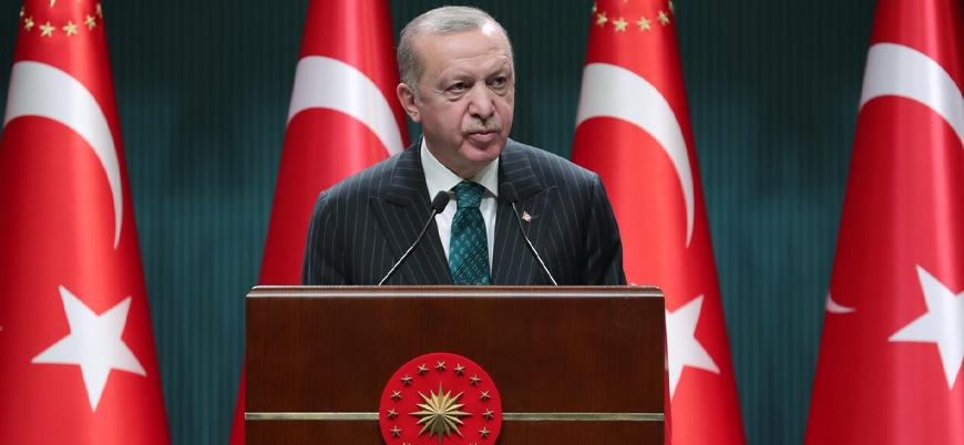 Erdoğan: 29 Nisan-17 Mayıs arası tam kapanma olacak