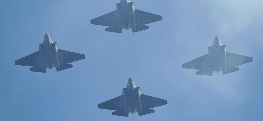 ABD'de F-35 krizi derinleşiyor